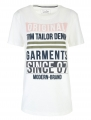 T-shirt męski ecru Tom Tailor M